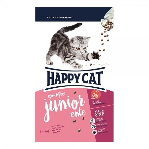 Happy Cat Supreme Junior Grainfree Ente