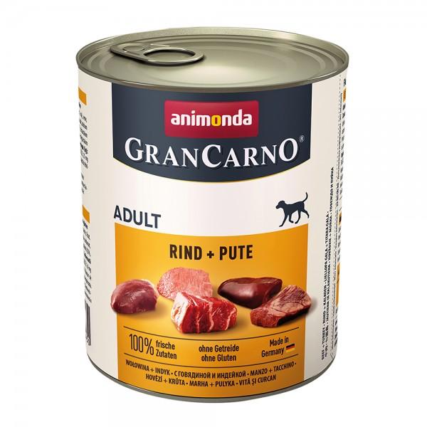 Animonda Gran Carno Original Adult Rind + Pute