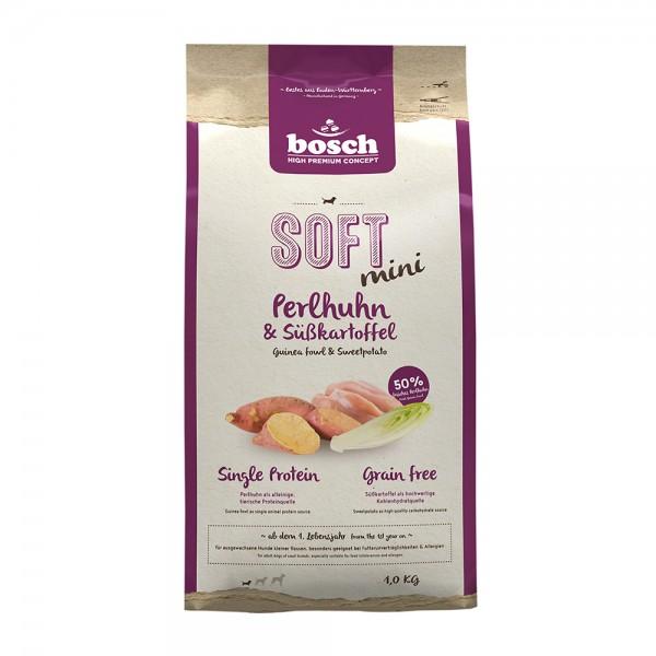 Bosch Soft Mini Perlhuhn & Süsskartoffel