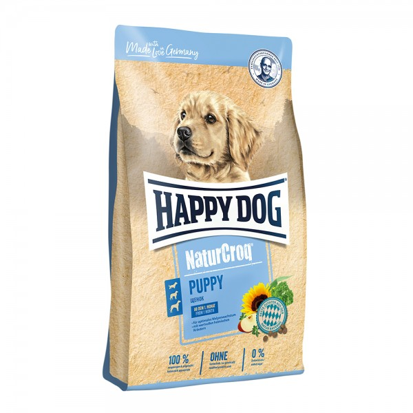 Happy Dog Natur- Croq Welpen