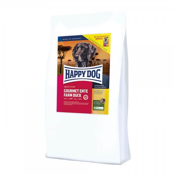 Happy Dog Supreme Sensible Gourmet Ente