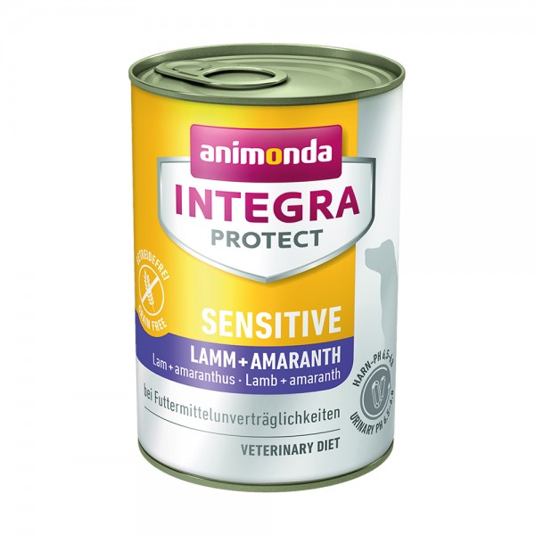 Animonda Integra Protect Sensitive Lamm + Amaranth