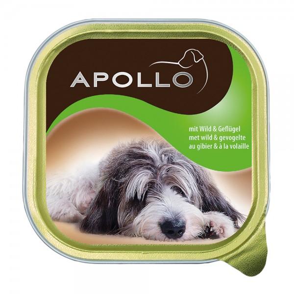 Apollo Pastete mit Wild & Geflügel