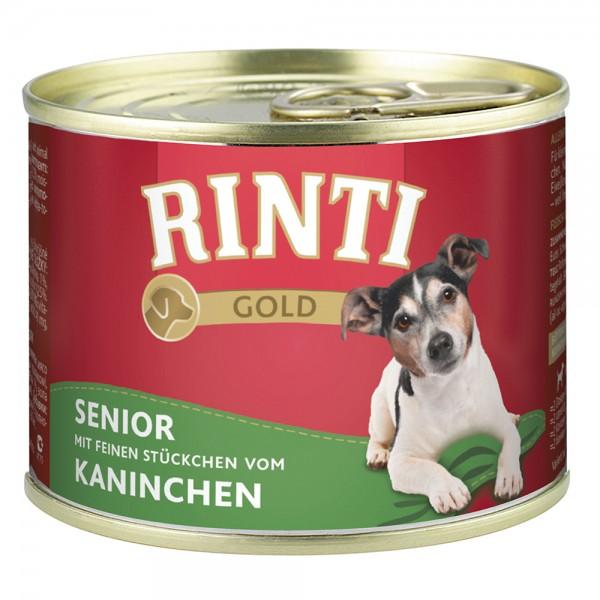 Rinti Gold Senior + Kaninchen
