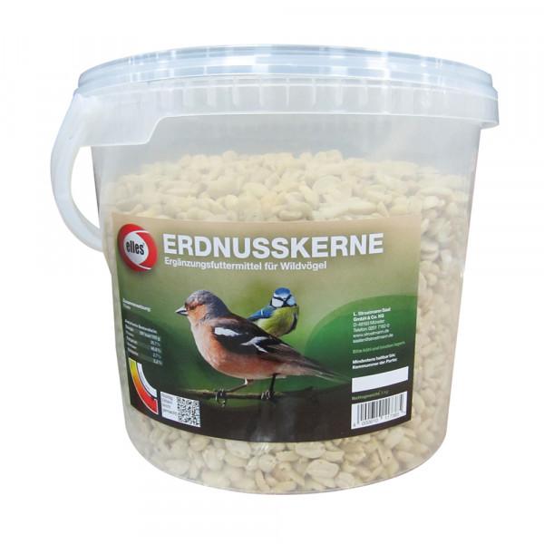 elles Erdnusskerne 3,0 kg