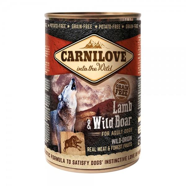 Carnilove Dog Adult Lamb & Wild Boar