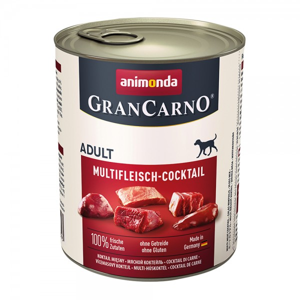 Animonda Gran Carno Original Adult Multifleisch-Cocktail