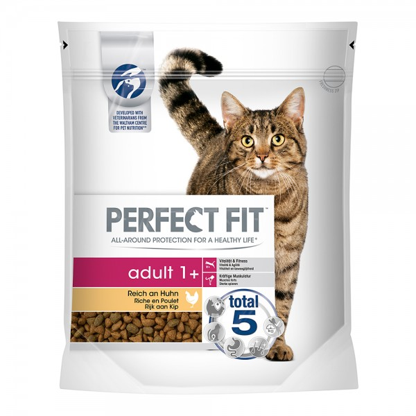 Perfect Fit Cat Adult 1+ reich an Huhn