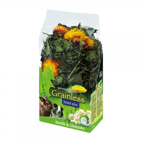 JR Farm Grainless Plus Kamille&Löwenzahn