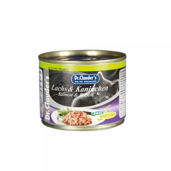 Dr. Clauder DC Selected Pearls Lachs&Kaninchen