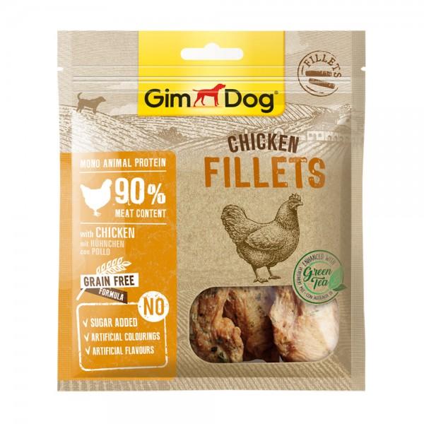 GimDog Chicken Filets & Green Tea