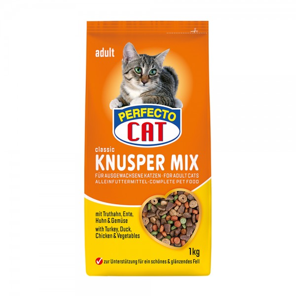 Perfecto Cat Classic Mix Geflügel