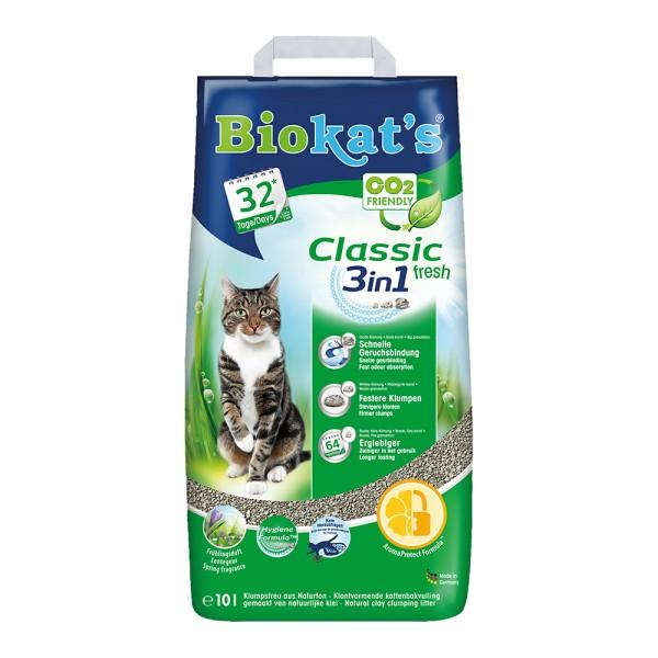 Biokats Classic Fresh Papier