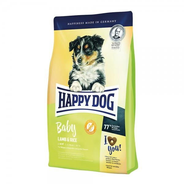Happy Dog Young Baby Lamm & Reis