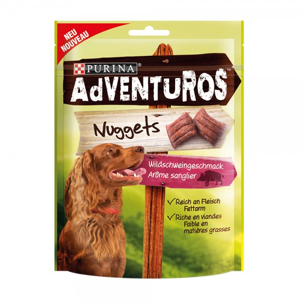 Purina Adventuros Nuggets