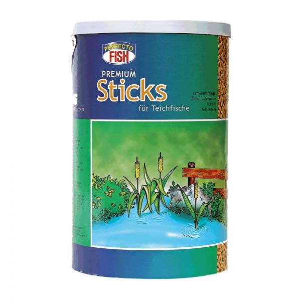 Perfecto Fish Teichsticks 6l-Eimer