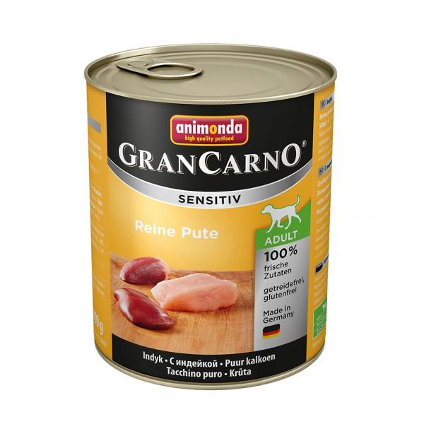 Animonda Gran Carno Sensitive Pute pur