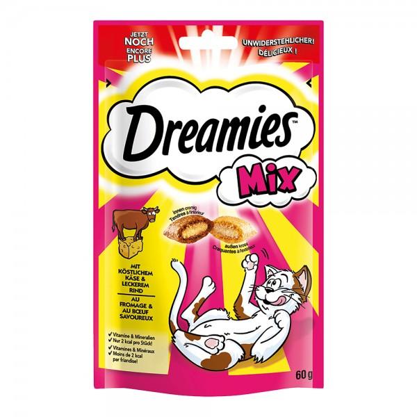 Dreamies Mix Käse&Rind 60g
