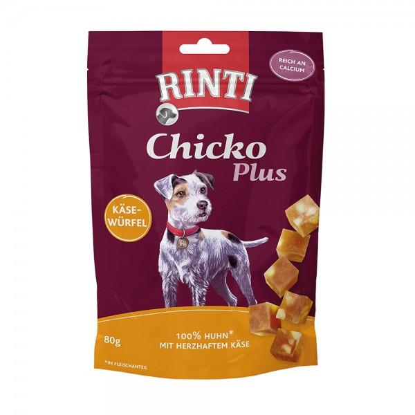 Rinti Extra Chicko Plus Käsewürfel