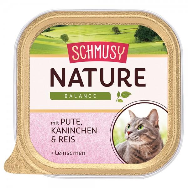 Schmusy Nature Pute & Kaninchen