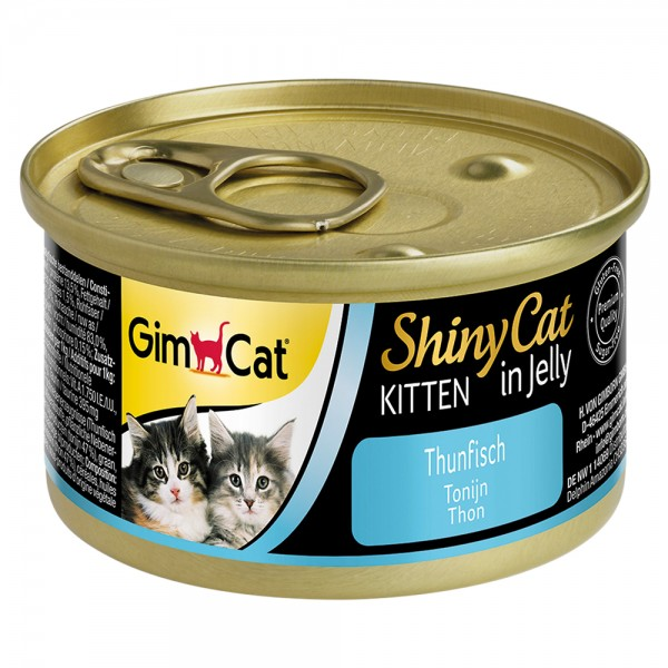 GimCat Shinycat Kitten Thunfisch
