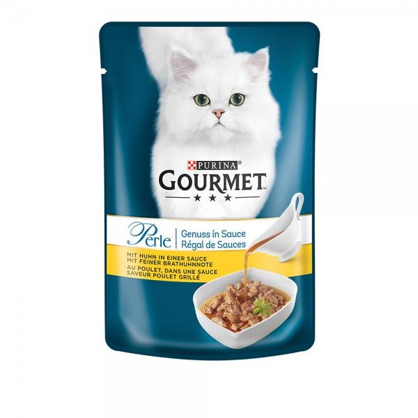 Gourmet Perle Genuss in Sauce Huhn