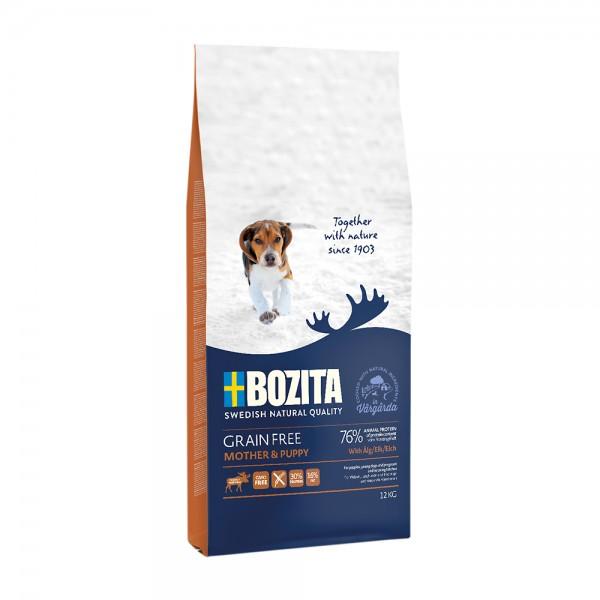 Bozita Grain Free Mother & Puppy Elk