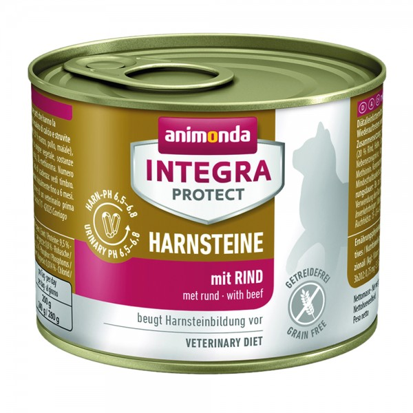 Animonda Integra Protect Harnsteine Rind