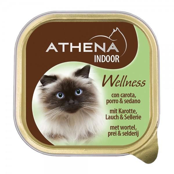 Athena Indoor Wellness mit Karotte, Lauch und Sellerie