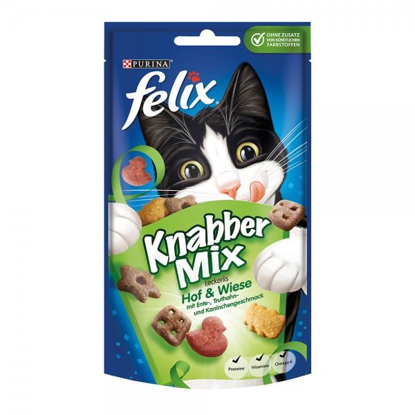 Felix Knabber-Mix Hof & Wiese