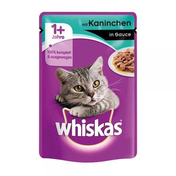 Whiskas 1+ mit Kaninchen in Sauce 100g