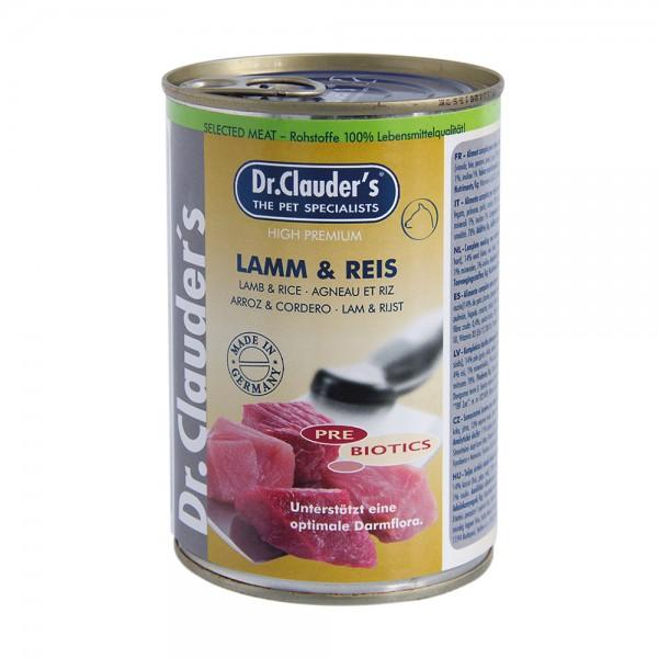Dr. Clauder Selected Meat Lamm & Reis