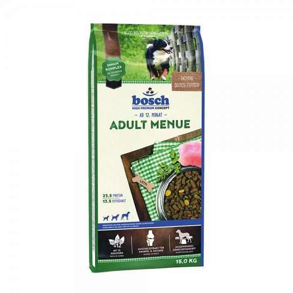 Bosch Adult Menü