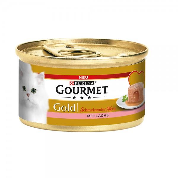 Gourmet Gold Schmelzender Kern Lachs