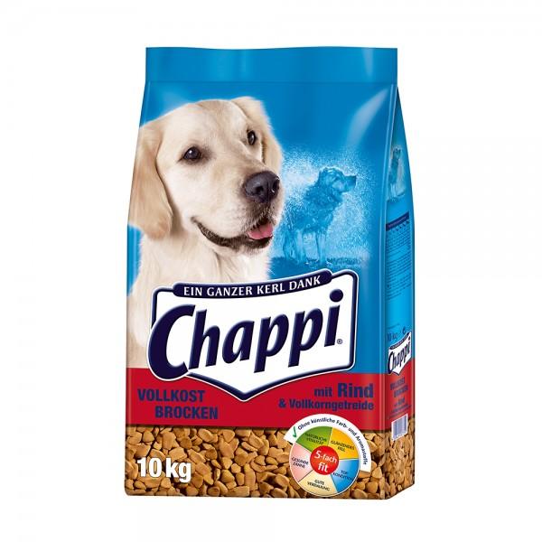 Chappi Vollkost Brocken Rind, Gemüse und Getreide