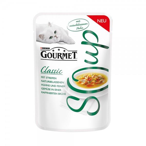 Gourmet Classic Soup mit Huhn & Gemüse