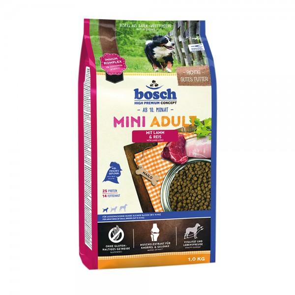 Bosch Mini Adult Lamm&Reis