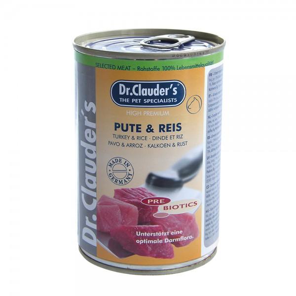 Dr. Clauder Selected Meat Pute & Reis