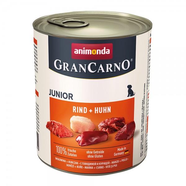 Animonda Gran Carno Original Junior Rind + Huhn