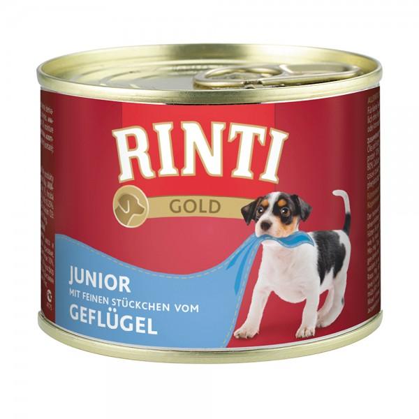 Rinti Gold Junior + Geflügel