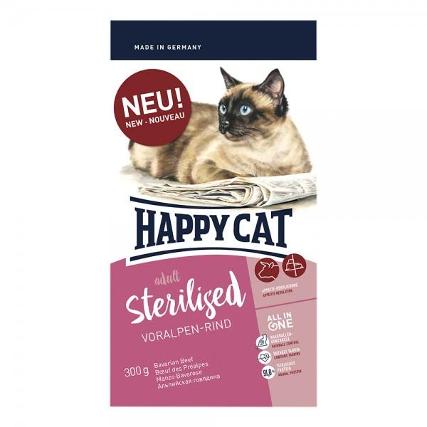 Happy Cat Supreme Sterilised Rind