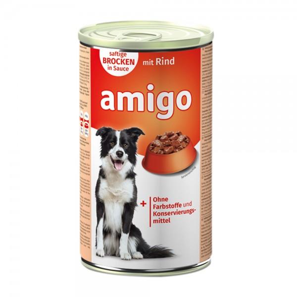 Amigo saftige Brocken mit Rind