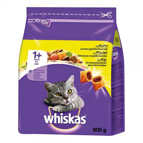 Whiskas 1+ mit Huhn