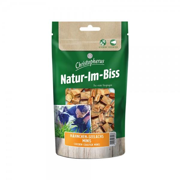 Allco Christopherus Natur-im-Biss Hähnchen-Seelachs-Minis