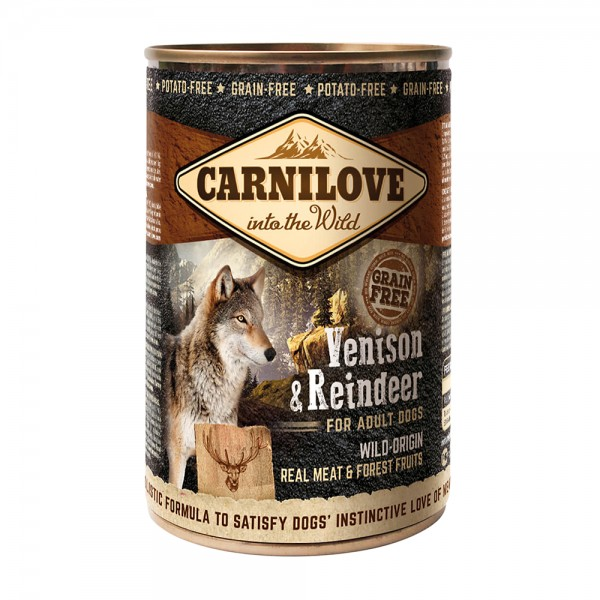 Carnilove Dog Adult Venison & Reindeer