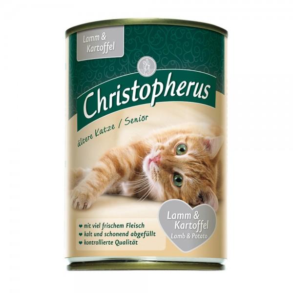Allco Christopherus ältere Katze - Lamm&Kartoffel