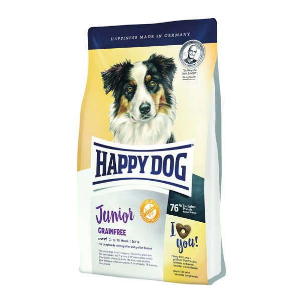 Happy Dog Young Junior Grainfree