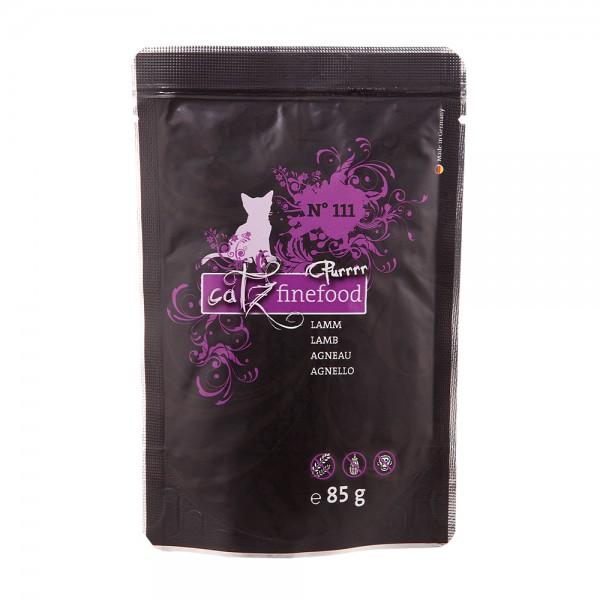 Catz Finefood Purrrr No. 111 Lamm
