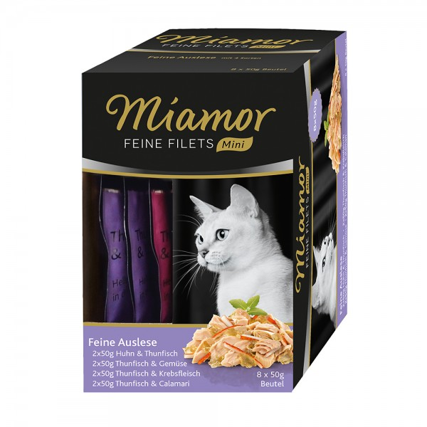 Miamor Feine Filets Multibox Auslese