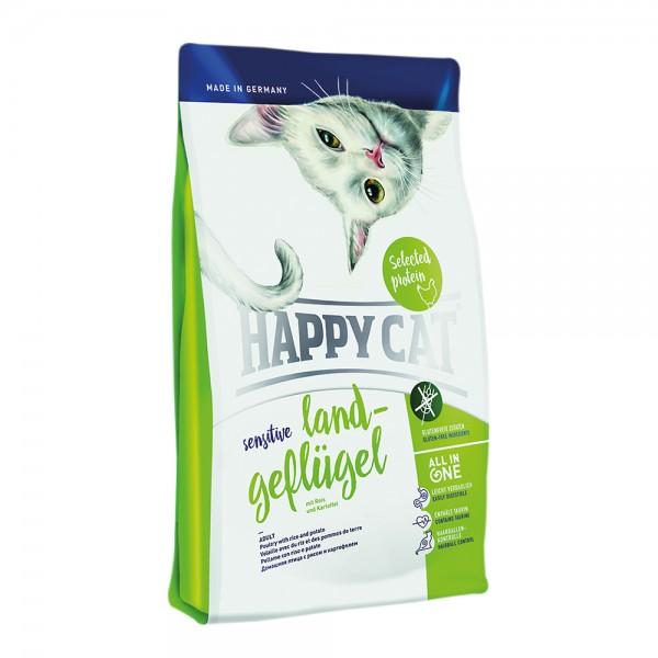 Happy Cat Sensitive Geflügel